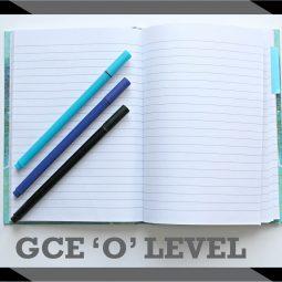 GCE O Level