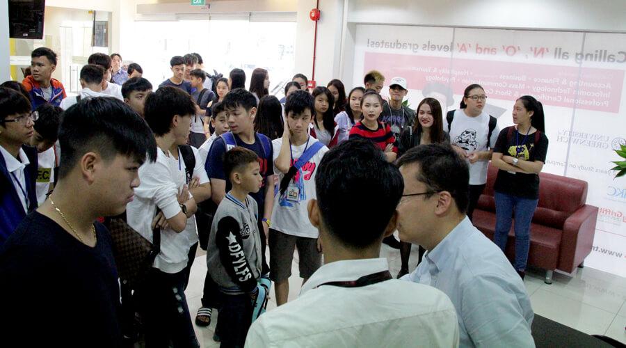 TMC Singapore Tour (Receptions)