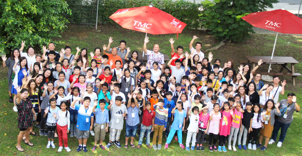 Thai Elementary Students Holiday English Programme @ TMC Academy