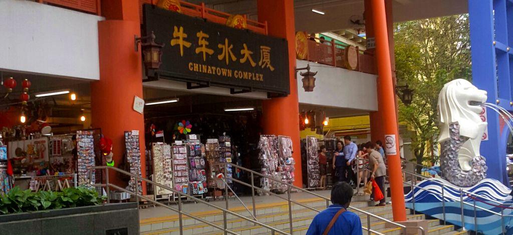 TMC Academy Hawthorn Student Works: Beginner 2 in Chinatown - Chinatown Complex