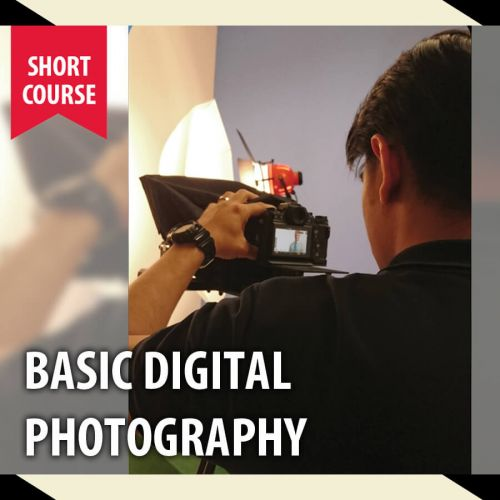 TMC SkillsFuture Short Course Basic Digital Photography Thumbnail