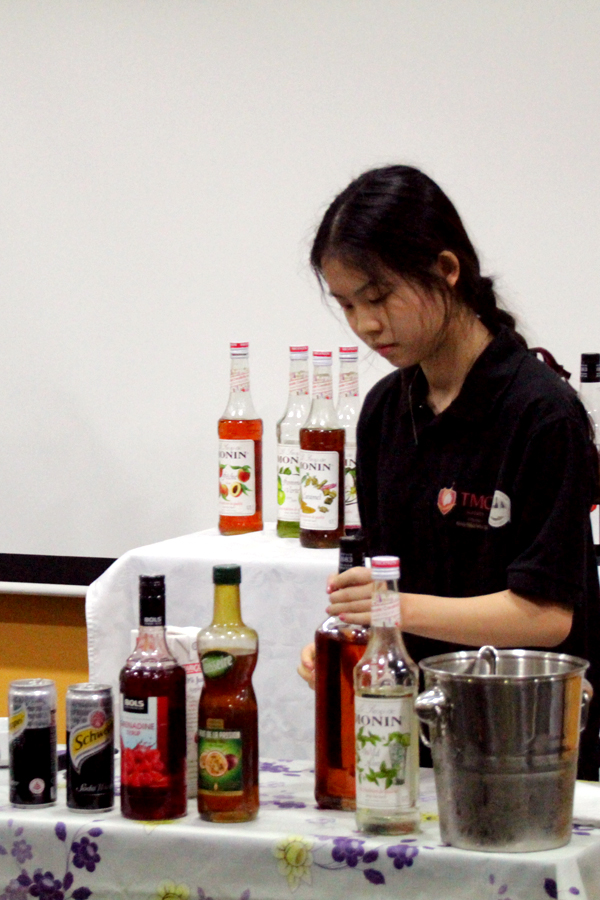 Xiao Yao @ TMC The Art Of Mixology Mocktail Competition