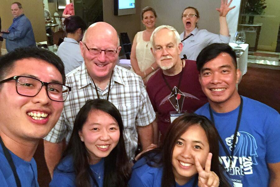 Team Groupfie @ Yow! Conference 2017
