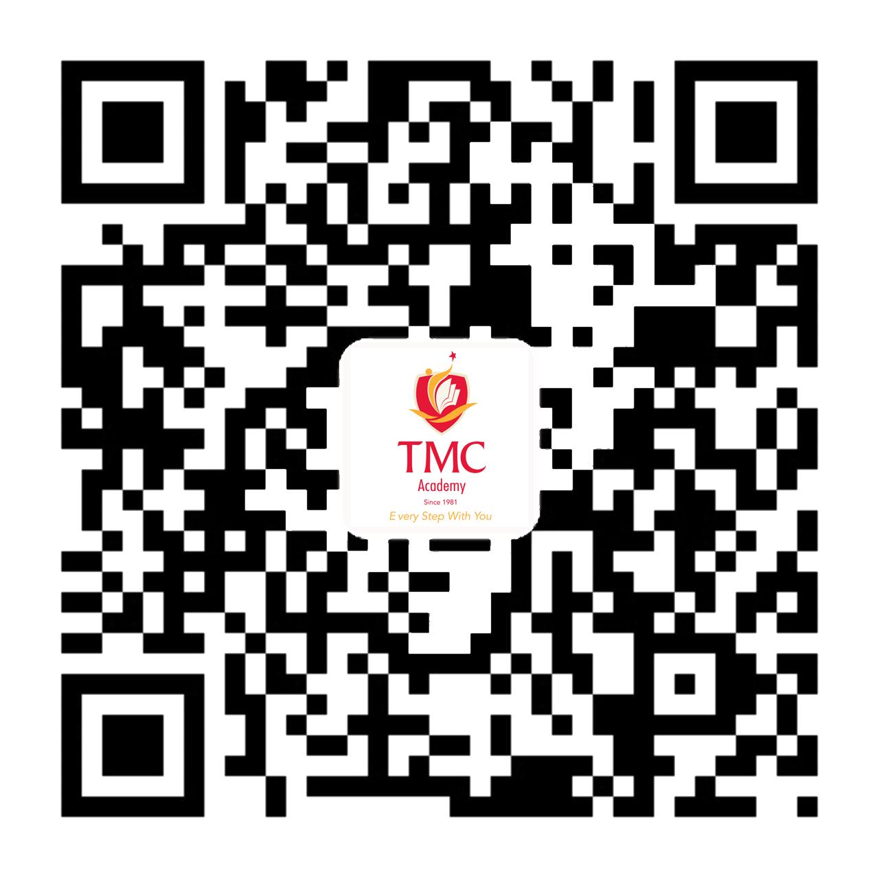 TMC Academy Wechat QR Code