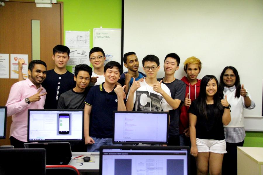 TMC Academy Mobile App Development Short Course