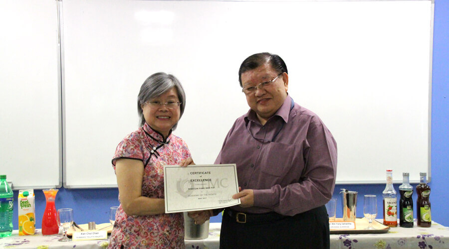 Winston Pang | Staff of the Month June