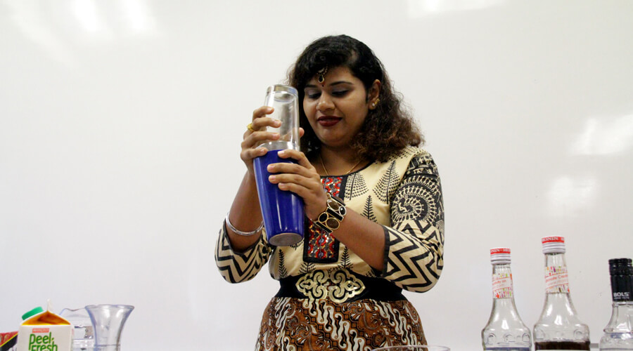 Lalethaa | TMC Mocktail Competition First Runner-up