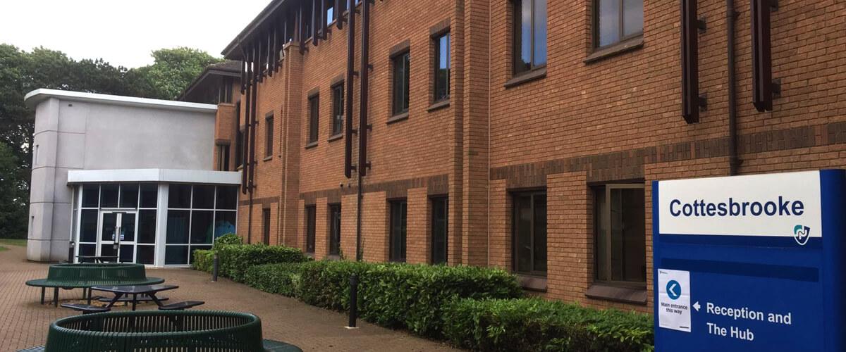 University of Northampton School Block