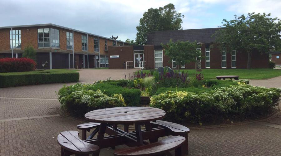 University of Northampton - Small Garden