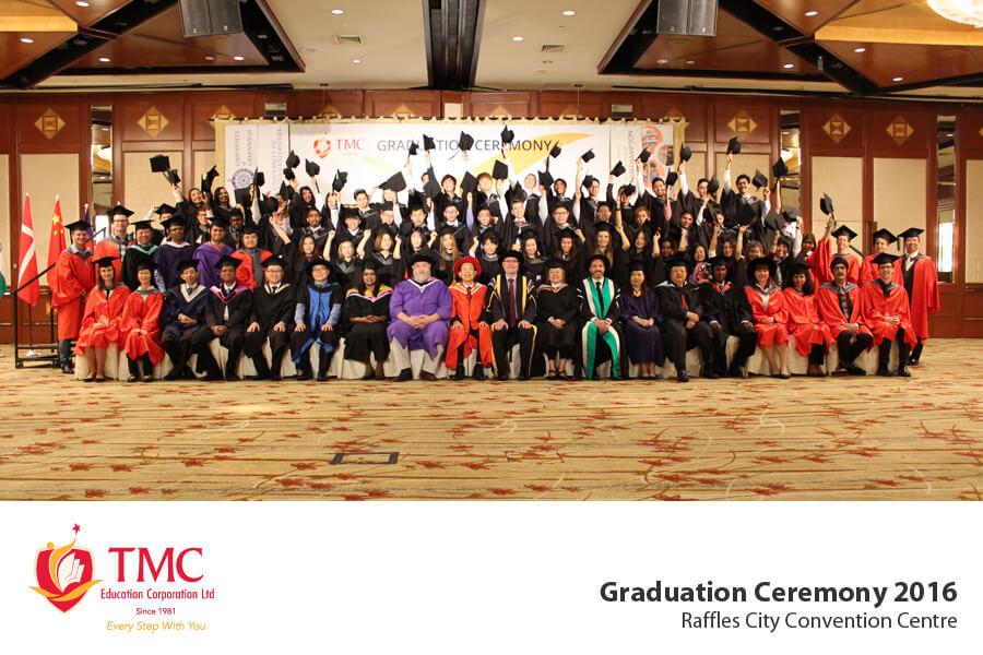 Graduation 2016 Picture