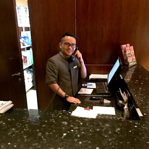 Chan Myae Hlaing Holiday Inn Internship