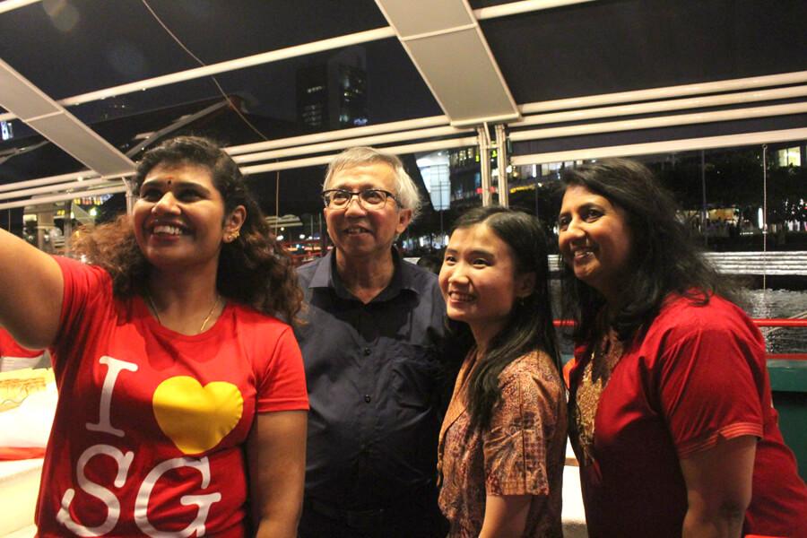 Groupfie With Mr.Robert, The Director of IPRS