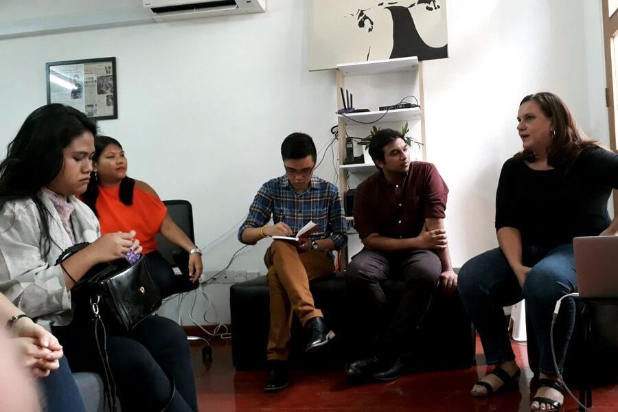 lllka Sharing - IPRS Tea Session