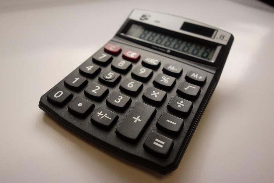 Student Work Image - Calculator