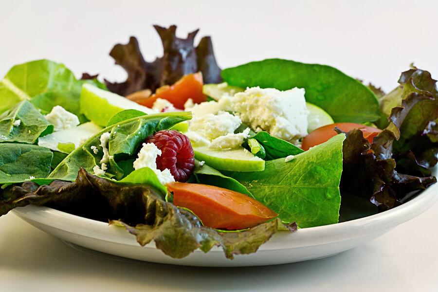 Student Work Image - Salad