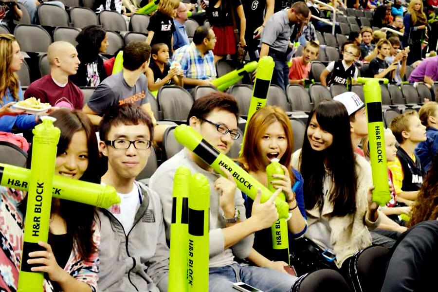 UMKC Student Life - NBA
