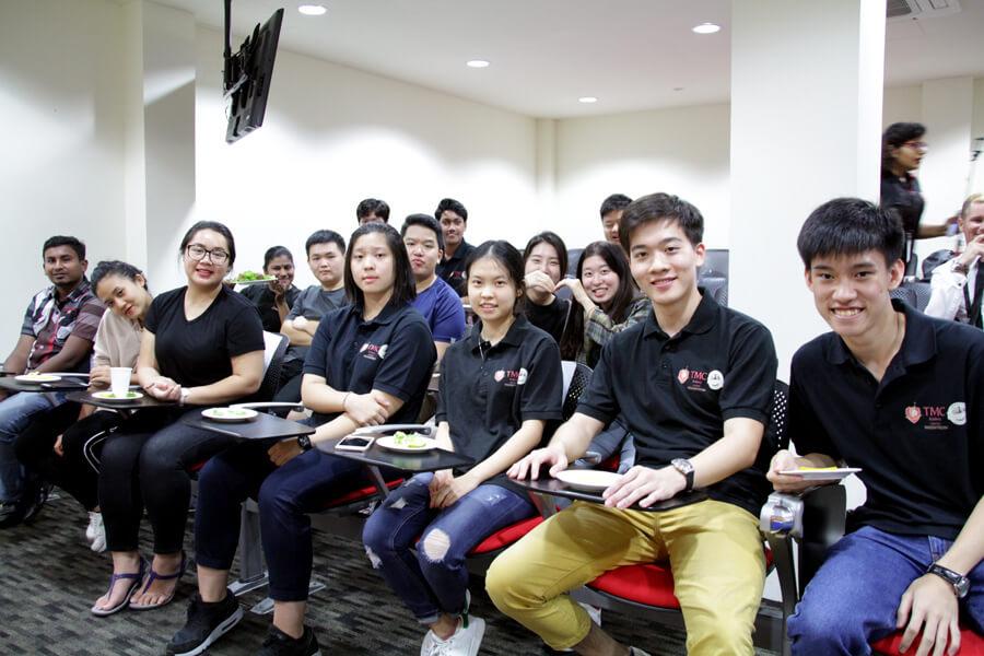 Mixology Competition Participants