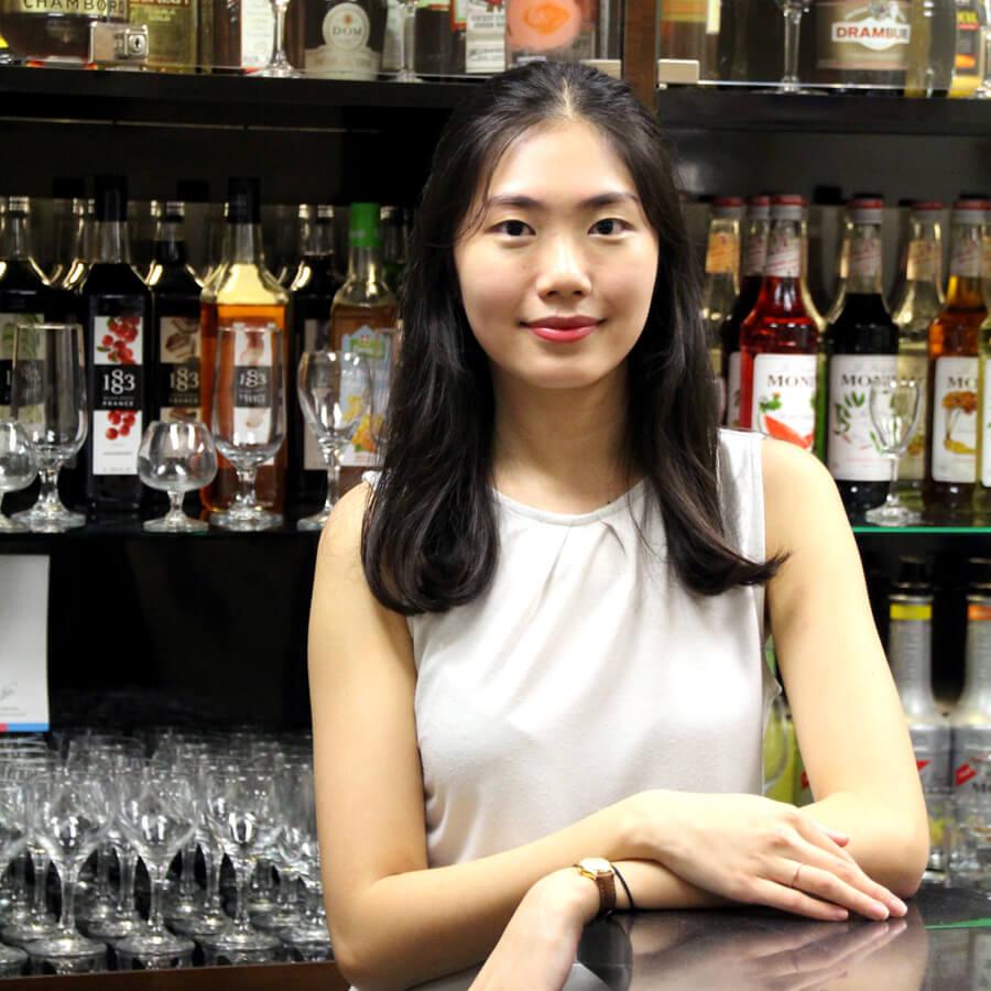 Seraphina Teo graduate of TMC Academy School of Tourism, Hospitality and Culinary Arts