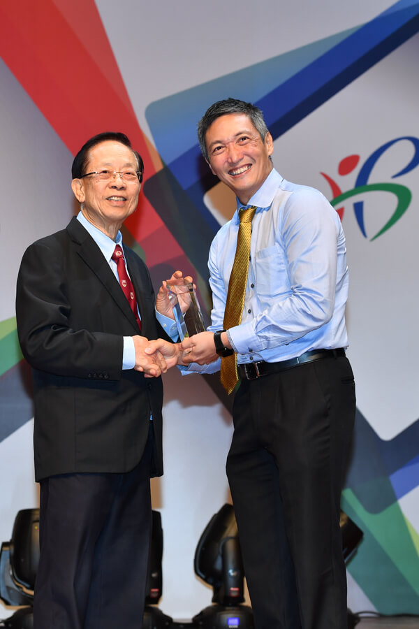 TMC Academy Dr.Chin @ Singapore HEALTH awards