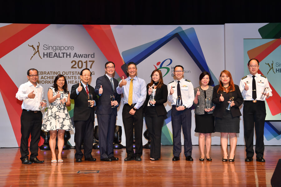 Singapore HEALTH Awards 2017