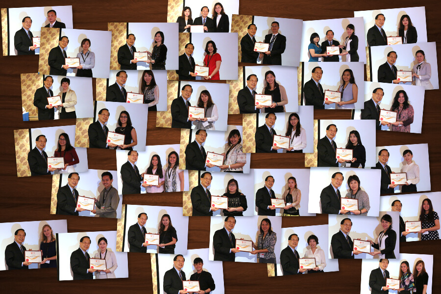 Agent Montage @ Agent Conference Raffles City