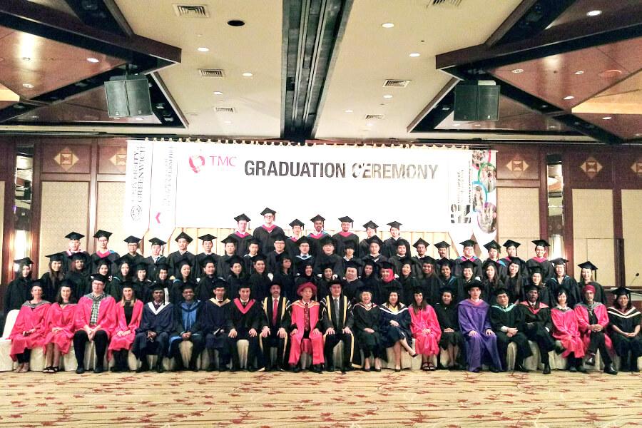 Group Photo @ TMC Graduation Ceremony 2017