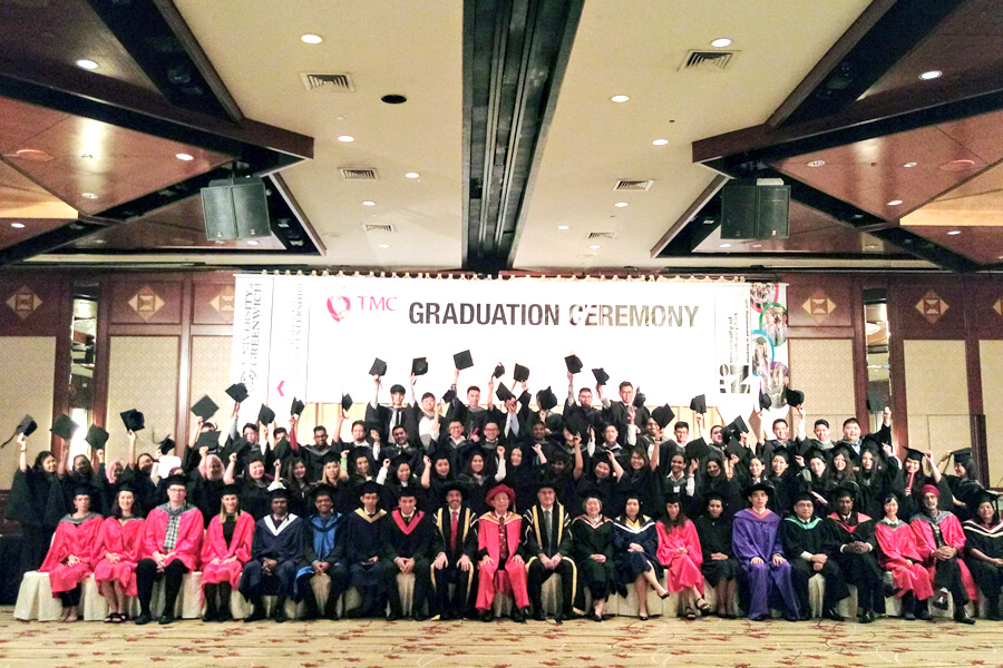 Group Photo @ TMC Graduation Ceremony 2017